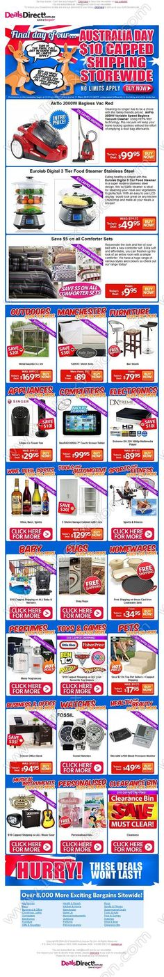 Company:  DealsDirect Subject:  FINAL CALL! Buy as much as you want Storewide Ends Midnight!             INBOXVISION, a global email gallery/database of 1.5 million B2C and B2B promotional email/newsletter templates, provides email design ideas and email marketing intelligence.  http://www.inboxvision.com/blog  #EmailMarketing #DigitalMarketing #EmailDesign #EmailTemplate #InboxVision #Emailideas #NewsletterIdeas