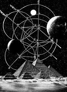 Planet geometry.