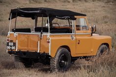 1971 Land Rover Series 2A By Cool and Vintage1