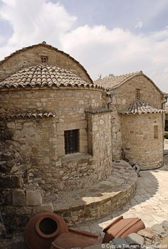 Cyprus Lefkosia Agios Iraklidios Eastern Europe, Cyprus, Christianity, Grand Canyon, Religion, Scenery, Island, Places, Travel