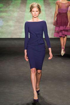 La Petite Robe Di Chiara Boni at New York Fall 2015 I adore everything about this dress...I need a 2 petite please !