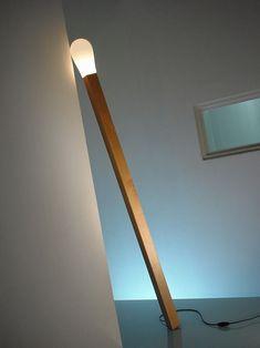 Creative Lighting Design: A Lamp Like a Match Stick | http://www.designrulz.com/product-design/2012/09/creative-lighting-design-a-lamp-like-a-match-stick/