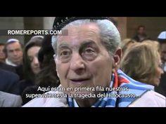 """ECUMENISMO=APOSTASÍA Francisco visita sinagoga de Roma  """"No"""" a cualquier..."""