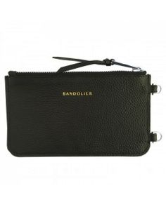 Bandolier Leather Pouch