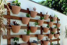 Jardim vertical interno passos básicos e ideias