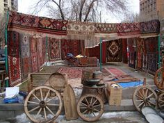 The festival will be held in Dilijan city, Tavush Region. There will be organized an exhibition of Armenian carpets and applied art.