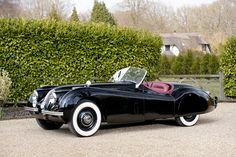 1952 Jaguar XK120 Roadster.....