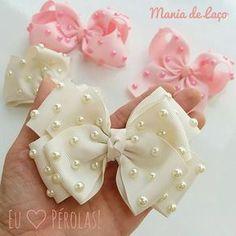 ♡ Princess Chanel ♡ Hope You Loves Have - maallure Ribbon Hair Bows, Diy Hair Bows, Diy Bow, Ribbon Art, Ribbon Crafts, Diy Headband, Baby Headbands, Hair Bow Tutorial, Barrettes
