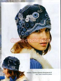 December 2015 Journal Jurnal Zhurnal MOD 592 Russian crochet n knit patterns book