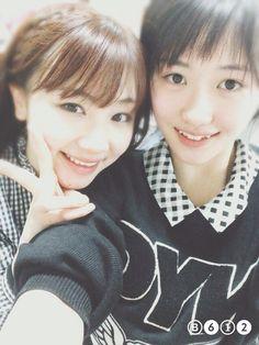 ojigi30do:  (´-`).。oO 石田 工藤 遥 モーニング娘。'15 天気組オフィシャルブログ Powered by...