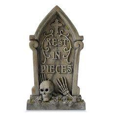 halloween tombstones - Google Search