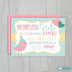 A Birdie First Birthday Project nursery Nursery and Birthdays