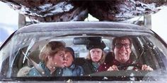 Clark Griswold in Christmas Vacation
