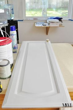 Best Master Bath Transformation With General Finishes Seagull 400 x 300