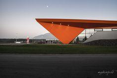 Spar Supermarket. Designed by Trecolore Architects