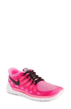 Free shipping and returns on Nike 'Free 5.0 14' Running Shoe (Women) at Nordstrom.com. Nike's new iteration of Free 5.0 offers a super-lightweight running shoe with a low-profile midsole for a fluid, sock-like fit. It provides the foot strengthening benefits of barefoot running with the comfort and protection of a traditional shoe and delivers the most supportive fit of the Nike Free family thanks to the updated Flywire technology.