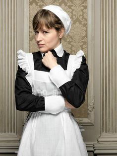Maid Outfit, Maid Dress, Victorian Maid, Grande Hotel, Rose Hall, Staff Uniforms, Maid Cosplay, Maid Uniform, French Maid