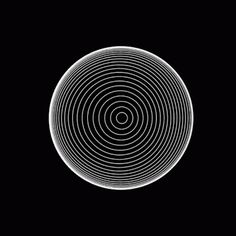 gif noir et blancs hypnotiques gif psychedelic hypnosis animation 01 black and white hypnotic gifs # 2 Op Art, Interaktives Design, Cool Animated Gifs, Illusion Gif, Trippy Gif, Trippy Videos, Gif Animé, Art Plastique, Images Gif