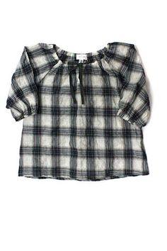 Madras Plaid Shirt!!!
