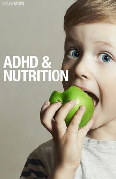 Nutrition & ADHD- Find out how nutrition can help or hinder the effects of ADD & ADHD and start helping your child overcome the challenge by tailoring their food to their needs.