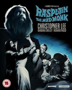 Rasputin The Mad Monk (1966) Hammer Film Production, with Christopher Lee & Barbara Shelley - Movie Poster  https://www.youtube.com/user/PopcornCinemaShow