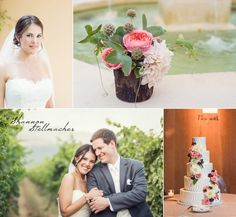 Napa Wedding Photography at #v.sattui.  Flowers by @amyburkedesigns Wedding Coordinator @DarleneForbesNV