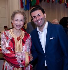 "Honored to have performed for Her Majesty the Princess of Morocco Lalla Joumala for the Feast of Throne yesterday in Washington DC! It's not everyday that you meet such a Princess. She told me after I performed ""Vous avez fait honneur au Maroc / You honored Morocco"". I was about to cry... #Morocco #LallaJoumala #OrganizationofAmericanStates #FeastofThrone #WashingtonDC #EmbassyofMorocco #Maroc #moroccan #marocain #davidserero #serero"