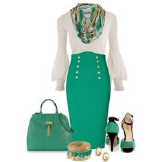 stand out in the crowd outfit