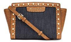 Michael Kors - Selma Bad - SS2014 - #bags #bags #jeans