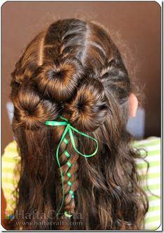 Hafta Crafta Saint Patrick Hair