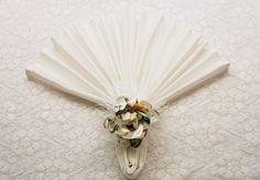 Camo Wedding  Camouflage Wedding  Napkin Ring  Camo by IDoDoodads, $21.95