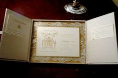 So elegant invitation