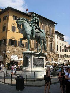 Cosimo de' Medici, Florence