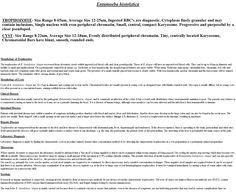 Entamoeba histolytica / Entamoeba dispar. (Intestinal Amebae) -Protozoa -Sarcomastigophora -Sarcodina