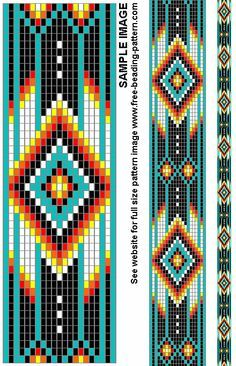 native american beaded belts - Google Search
