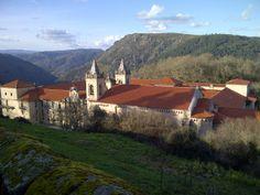#Santo Estevo de Ribas do #Sil, #Ourense, #Galicia