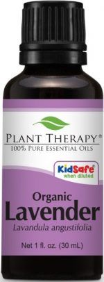 Save 50% Plant Therapy Organic Lavender Essential Oil