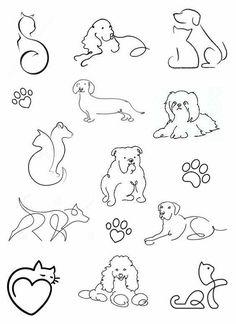 Tattoos small and delicate + from 120 designs - . - Tattoos small and delicate + from 120 designs – # Tattoos - Kritzelei Tattoo, Orca Tattoo, Doodle Tattoo, Hamsa Tattoo, Tattoo Drawings, Tattoo Animal, Mini Tattoos, Body Art Tattoos, Small Tattoos