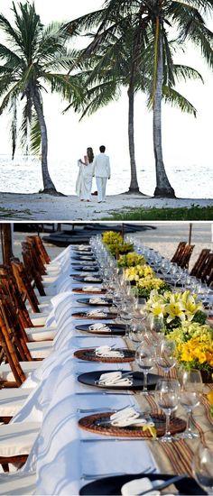 Destination Wedding #Luxury #Wedding #Beach