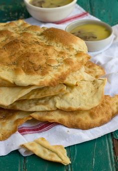 ... .water | flatbread+ on Pinterest | Crackers, Focaccia and Flat bread