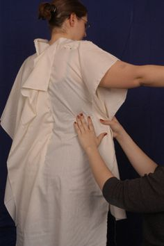 fitting/draping tutorial