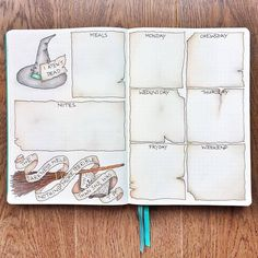 "3,881 Likes, 46 Comments - LEUCHTTURM1917 (@leuchtturm1917) on Instagram: ""An artistic start to the week in this #Leuchtturm1917. Who else creates custom-themed #BUJO…"""