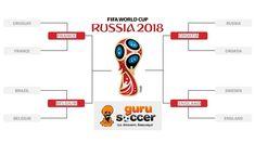 Ημιτελικοί Μουντιάλ 2018: Πρόγραμμα και στοιχηματικές προβλέψεις. Γαλλία, Βέλγιο, Αγγλία και Κροατία είναι η τετράδα που θα διεκδικήσει το Παγκόσμιο Κύπελλο 2018. Kai, Football, Croatia, Belgium, Sweden, France, Futbol, American Football, Soccer