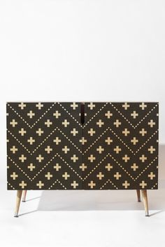 Holli Zollinger Dash And Plus Credenza | DENY Designs Home Accessories