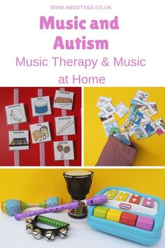 Music and Autism: Music Activities and Music Therapy - The Autism Page