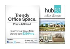 New signage wanted for Hub  83 by relawan
