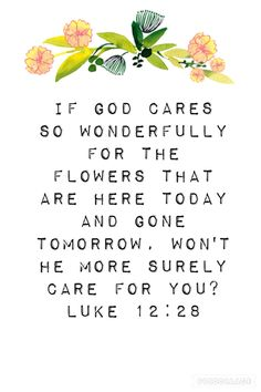 One of my FAVORITE bible verses