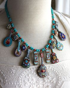 7b46352180092 983 Best Old Nouveau Vintage Button Jewelry images in 2019 | Jewelry ...