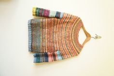 Ravelry: gven's Handspun Sweater