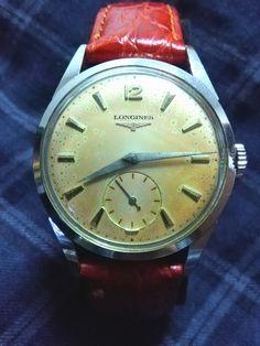 Vintage Longines watch - Cal 12.68z